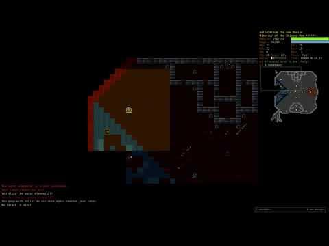 Let's Play Dungeon Crawl Stone Soup Minotaur Berserker Part 7 (Vestibule, Vaults 5) (Streak Game #8)