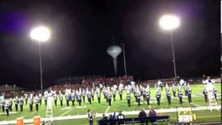 Geneva High School Marching Band - Journey Show 2013