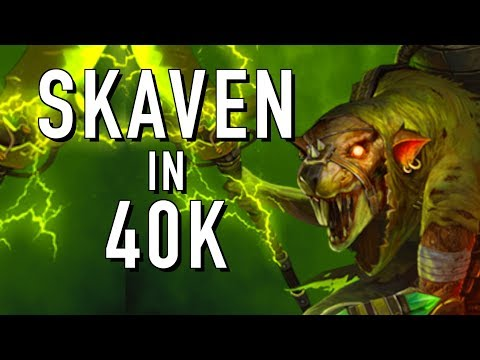 40 Facts and Lore on the Skaven of Warhammer 40K Smelt Rats