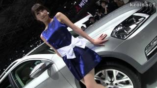 2011 Tokyo Motor Show Models Pt.2 池見典子 検索動画 26