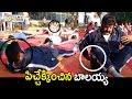 Balakrishna Most Funny Yoga : Hilarious Rare Video - Filmyfocus.com