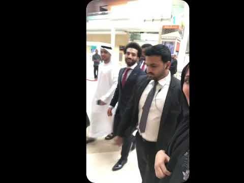 Photo of واخيرا جفت محمد صلاح وقلت له انه اسطورة كرة القدم😍 – الرياضة