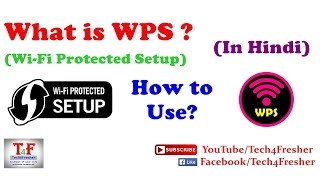 What is WPS (Wi-Fi Protected Setup)? | How can you use it? | Explained