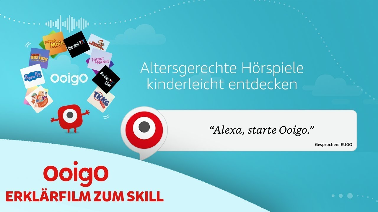 """Alexa, starte Ooigo"" | Ooigo als Skill - So funktioniert's! (Tutorial)"