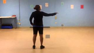 Can We Groove Line Dance (Homie Twist) Instructional