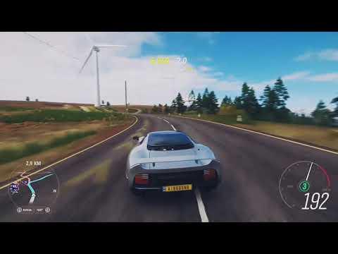 Forza Horizon 4: JAGUAR XJ220 1993