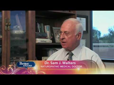 """Dr. Sam Walters, CBS 5 News """"Better Arizona"""" Speci..."""