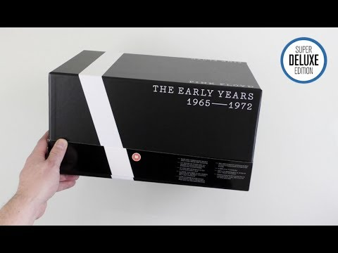 Pink Floyd / The Early Years box set & individual volumes