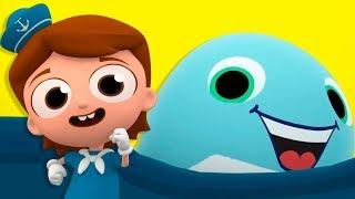 A Baleia Lola -  Paco O Marinheiro  | O Reino das Crianças