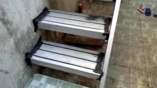 Mudahnya membuat tangga rumah dengan baja ringan lebih praktis dan ekonomis