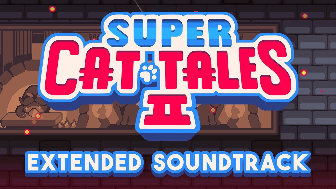 Super Cat Tales 2 OST - Extended Soundtrack