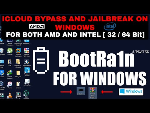 #BootRa1n Updated |#Checkra1n for windows| icloud bypass on windows|Jailbreak and bypass 12.3-13.3.1