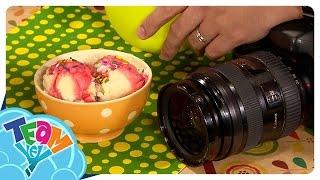 Snaks Naman: Alternative Ice Cream for Photoshoot by Paulo Valenzuela | Team Yey Season 2