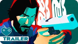HEX JOHN WICK Announcement Trailer (2019) PS4, Xbox One, PC Game