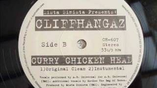 Cliffhangaz - Curry Chicken Head