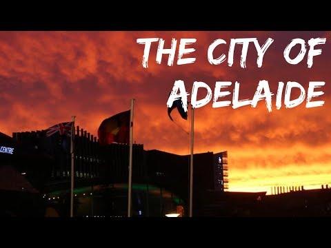 City Of Adelaide: S02 South Australia E06 Lap Of Australia