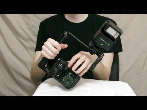 Custom Brackets CB Digital-S Flash Bracket Overview