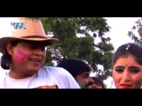 लहंगा लुटाइल होली में - Lahanga Lutail Holi Me | Guddu Rangila | Holi Video JukeBox 2015
