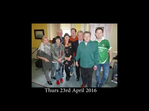 Limerick Writers' Centre present Poetry Day 2016 at the Hunt Museum