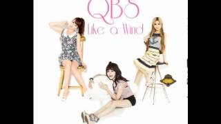 audio t ara qbs like a wind
