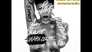 Half Of Me - Rihanna INSTRUMENTAL REMAKE