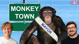 Now Entering Monkey Town - The Gus & Eddy & Sven & Thor Podcast