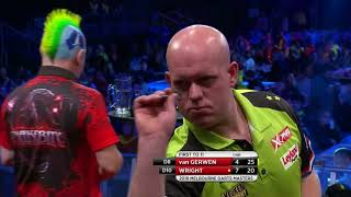 Enges Finale zwischen Peter Wright und Michael Smith | Highlights | Melbourne Darts Masters | PDC