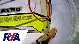 Chasing the Wind - Start Windsurfing - Fast paced action filmed with Go Pro cameras