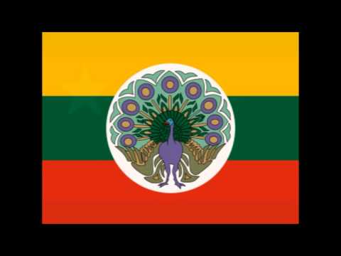 Flags of Myanmar