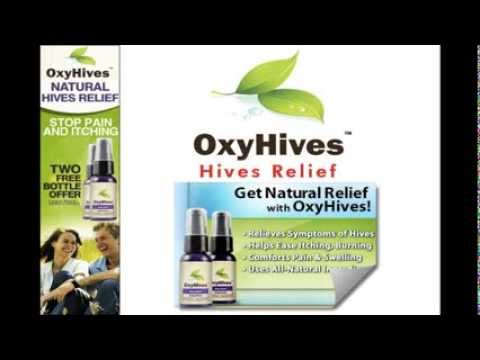 Oxyhives Get Immediate Hives Relief With Oxyhives Youtube