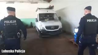 Kradzież mercedesa, paliwa i ucieczka przed Policją. 21-latek zatrzymany