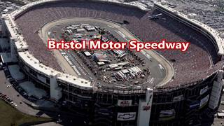Bristol Motor Speedway - Rusty Wallace Experience COT NASCAR