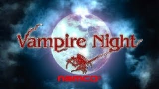 Vampire Night PS2 HD playthrough