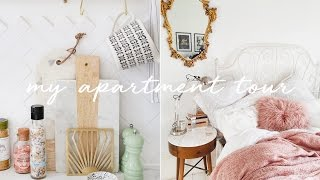 One of Kate La Vie's most viewed videos: My Apartment Tour! // KATE LA VIE