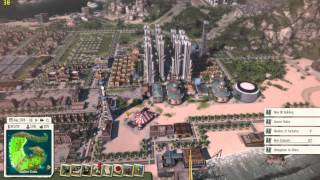 Tropico 5 Gameplay PC - Max Settings - No Commentary