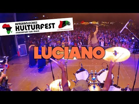 Luciano live @ Afrikanisches Kulturfest 2017 / Germany (FULL CONCERT!)