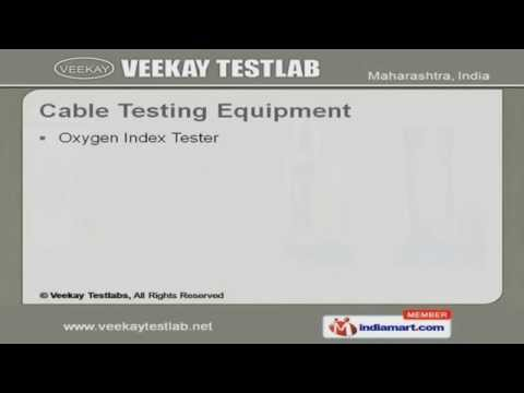 Cable Testing Equipment by Veekay Testlabs, Mumbai