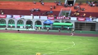 104全大運一般男子組400公尺接力預賽-台灣大學