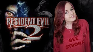 Getting Ready For RE2 Remake! - Resident Evil 2 Full Game Gameplay Claire B