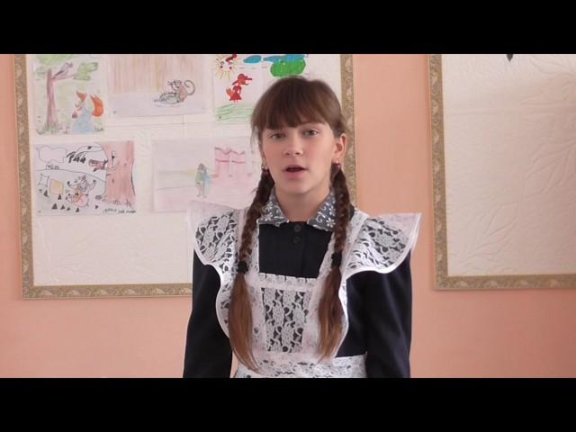 Изображение предпросмотра прочтения – ЯнаНаумова читает произведение «Ворона и Лисица» И.А.Крылова