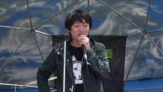 松本哉トークライブ - Go Slow! なごフェス2013
