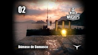 02.Desbloqueamos las Campañas (World of Warships) // Gameplay