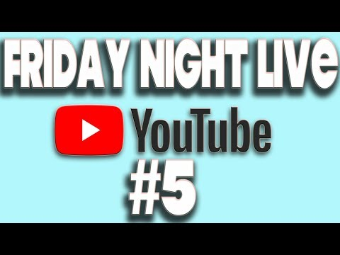 FRIDAY NIGHT LIVE #5 : DISNEY - ORLANDO - FLORIDA - TRAVEL - LIVE STREAM CHAT