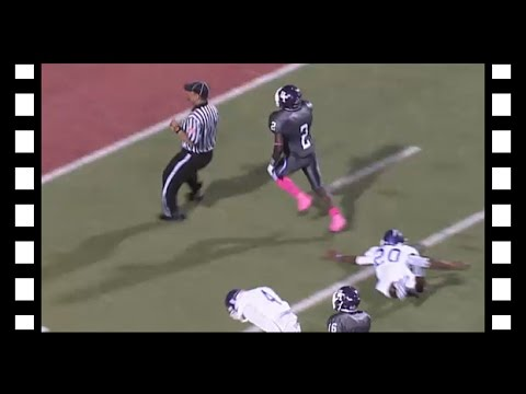 TX HS Football: UHS vs Elgin