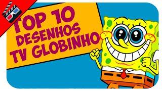vuclip 10 Melhores Desenhos da Tv Globinho!