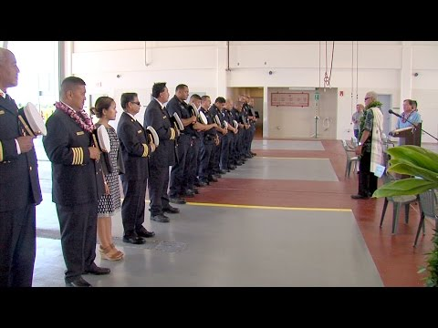 Hilo Airport ARFF - FULL VIDEO (July 29, 2016)