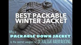 Best Ultralight Packable Down Men