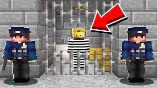 I went to prison in Minecraft.. (Minecraft Prison!)