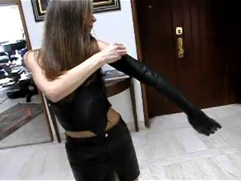 Leather catsuit and boots from YouTube · Duration:  1 minutes 40 seconds