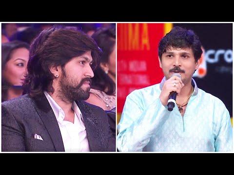 KGF Yash Gets Emotional On Singer Rajesh Krishnan's Heart Touching Speech About Him